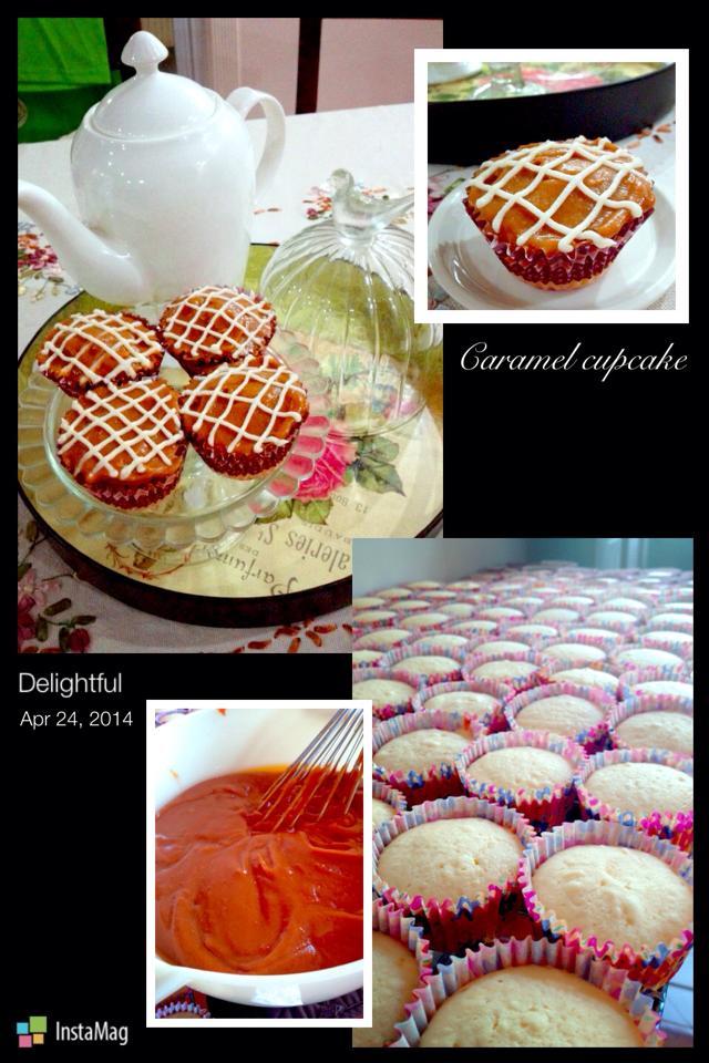 15caramel-cupcakes