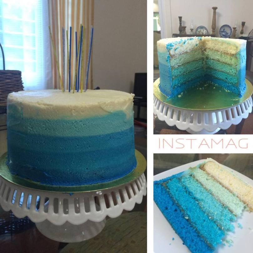 4ombre-cake
