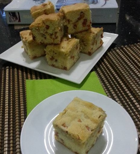 butterscotch-blondies